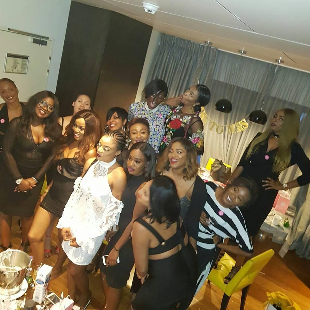 Oritsefemi's Wife's Bridal Party (4)