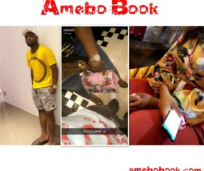 Davido And Mystery Woman On Romantic Holiday In Dubai