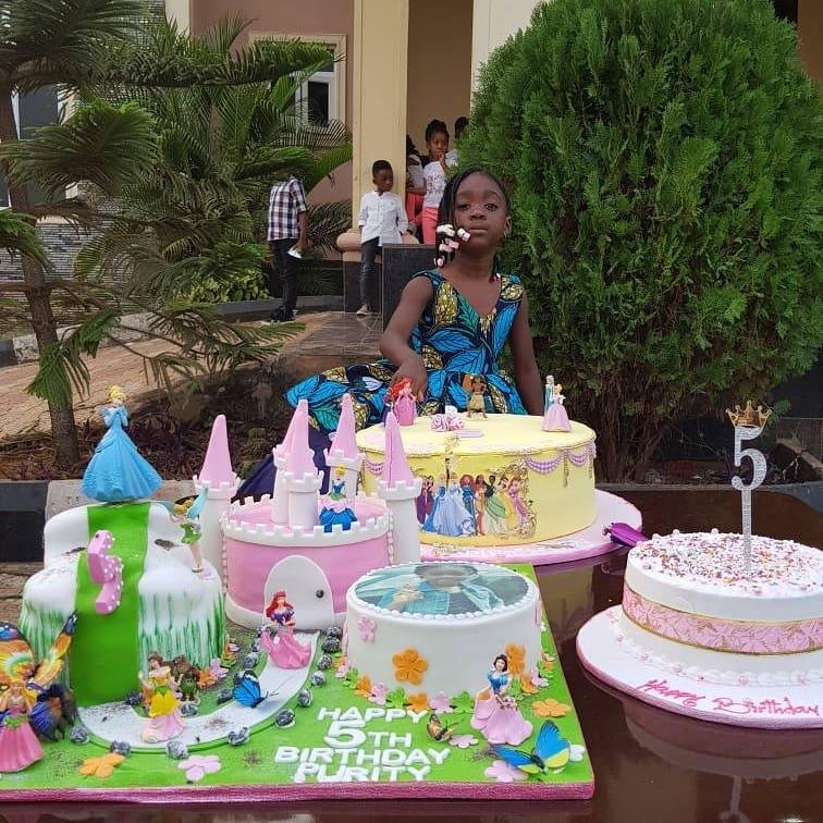 Mercy Johnson And Husband Prince Odi Okojie Celebrated