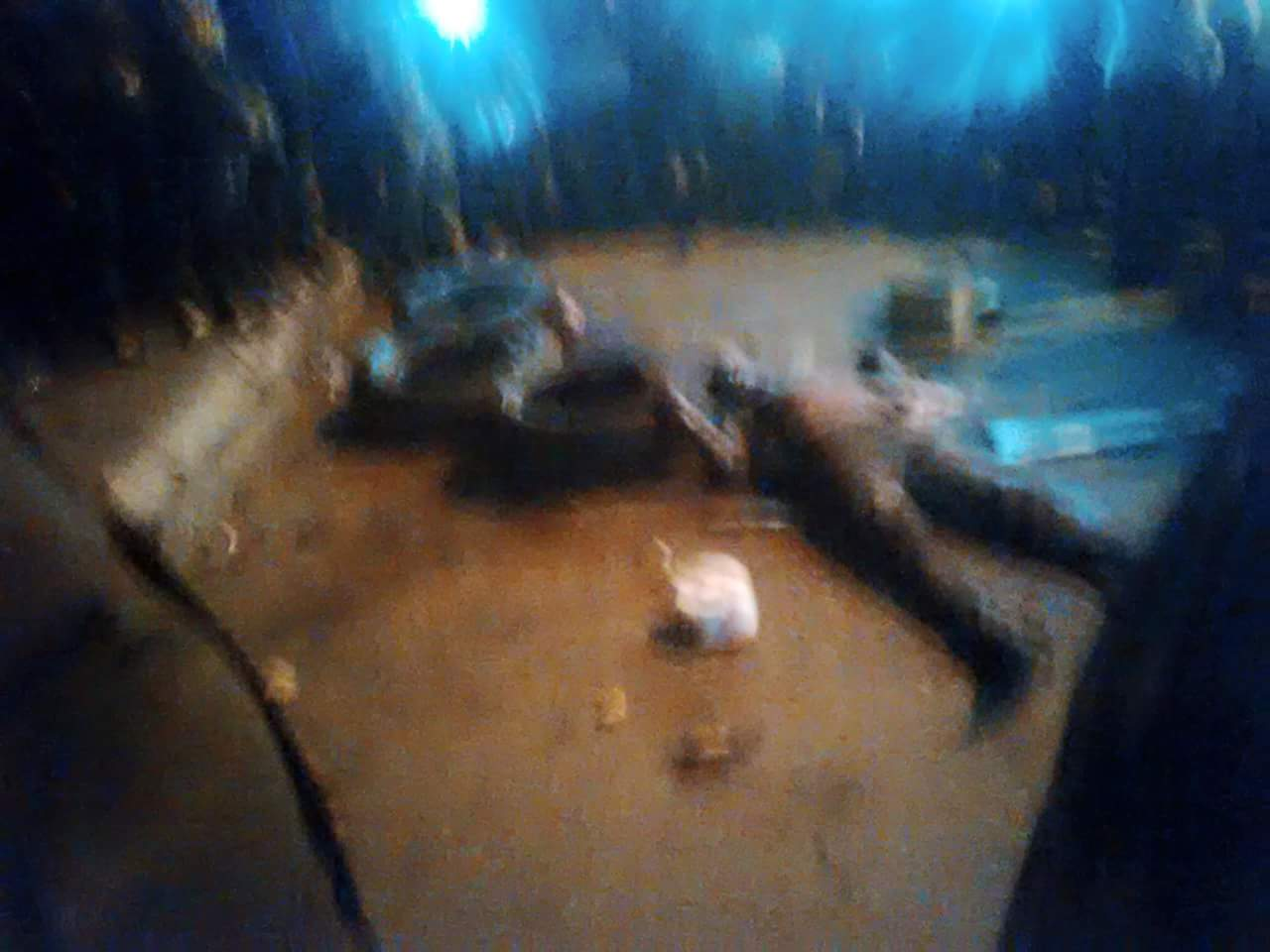 Kidnapper Who Was Caught Trying To Abduct 2-Year-Old Girl Refused To Die After Being Beaten And Set Ablaze (3)