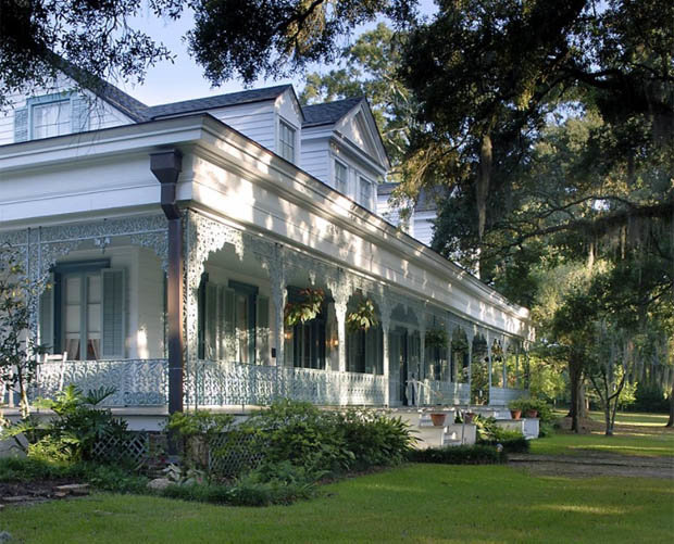 The Myrtles Planation in Louisiana is one of the most haunted homes in the United States