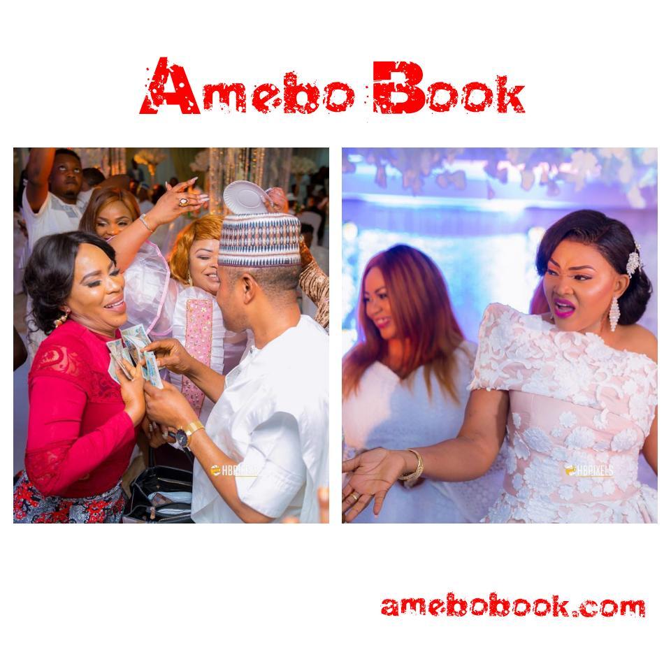 Photos From Mercy Aigbe 40th Birthday Celebration