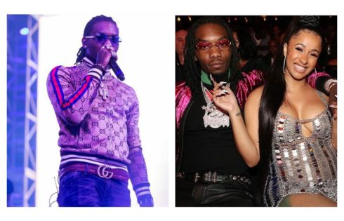 Offset Has Been Accused Of Cheating On Cardi B Yet Again