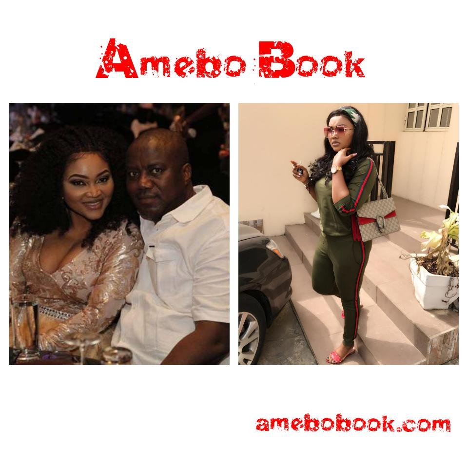 Mercy Aigbe's Husband Gives The Real Reason He Was Absent From Her Birthday