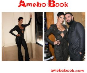 Drake And Nicole Murphy Looked Coupled Up On Her Surprise 50th Birthday