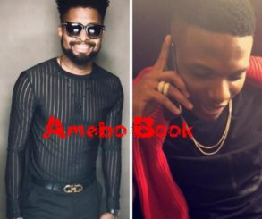 Basketmouth Hilariously Beg Wizkid To Do A Drop For His Show