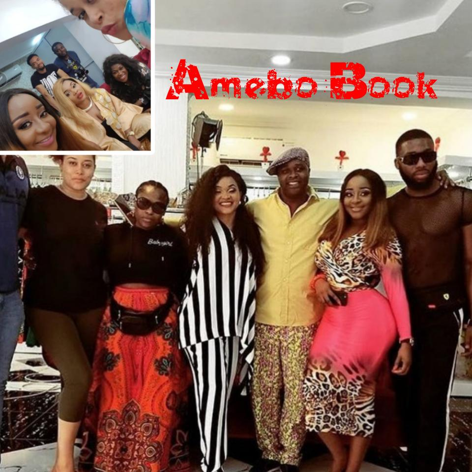 Nollywood Movie Heaven On My Mind The Movie