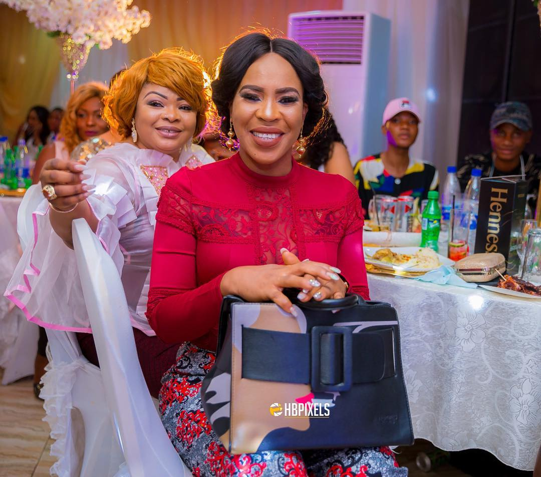 Photos From Mercy Aigbe 40th Birthday Celebration (8)