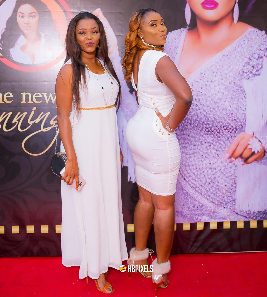 Photos From Mercy Aigbe 40th Birthday Celebration (9)