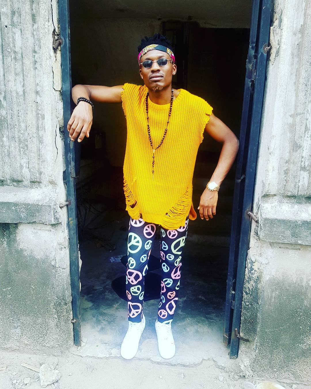 Fans React After Seeing Efe Ejeba Warri Video Shoot (2)