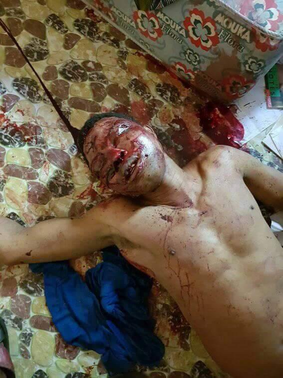 Badoo Strikes Again Killing Man While Injuring Wife And Son (5)