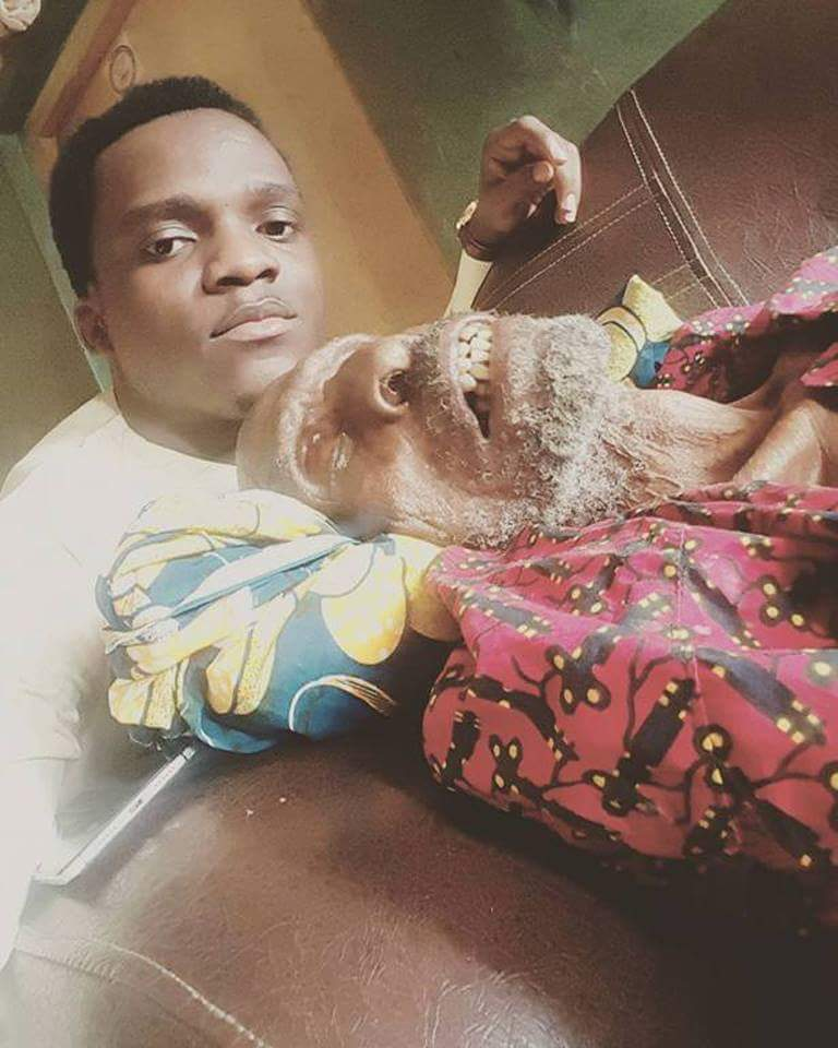 Nigerian Man Shows Off His 145-Year-Old Grandpa (3)