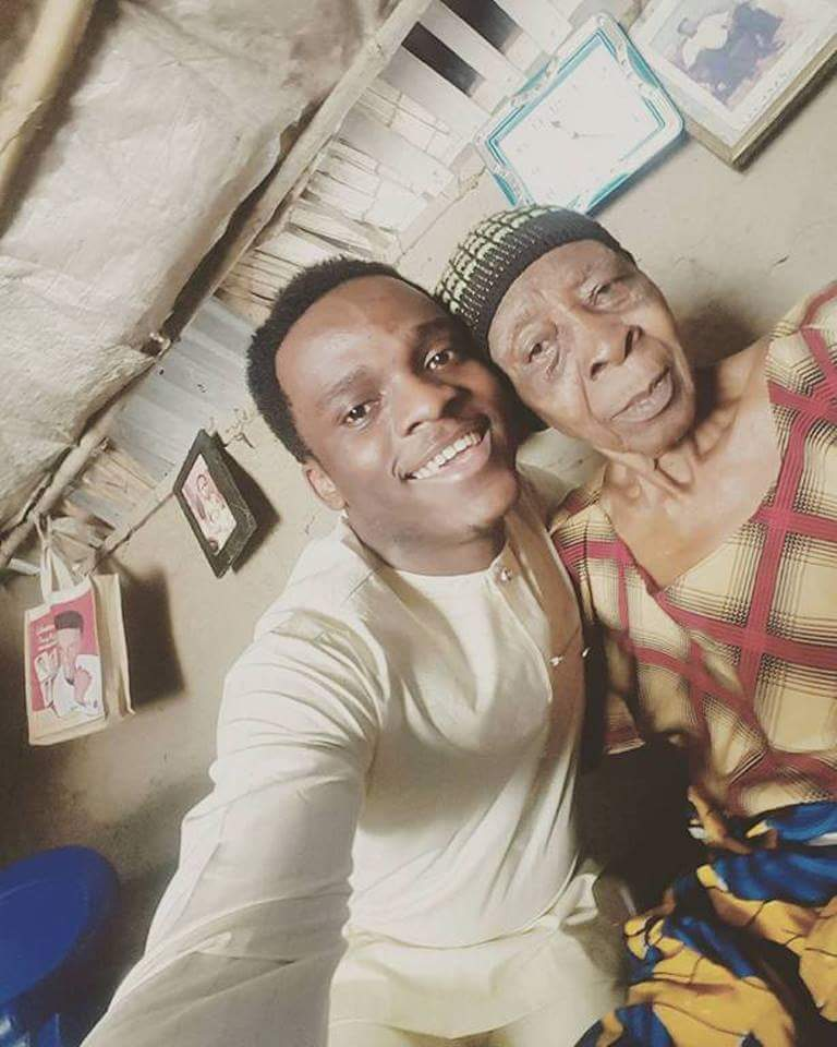 Nigerian Man Shows Off His 145-Year-Old Grandpa (6)