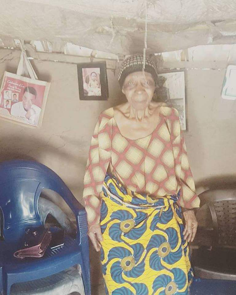 Nigerian Man Shows Off His 145-Year-Old Grandpa (7)