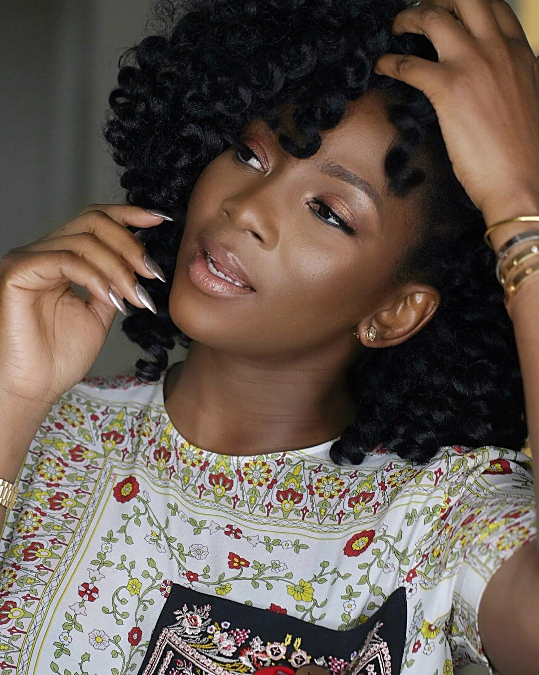 Genevieve Nnaji Makeup Photos