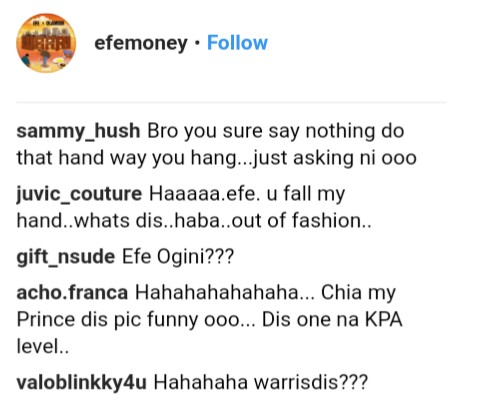 Fans React After Seeing Efe Ejeba Warri Video Shoot (6)