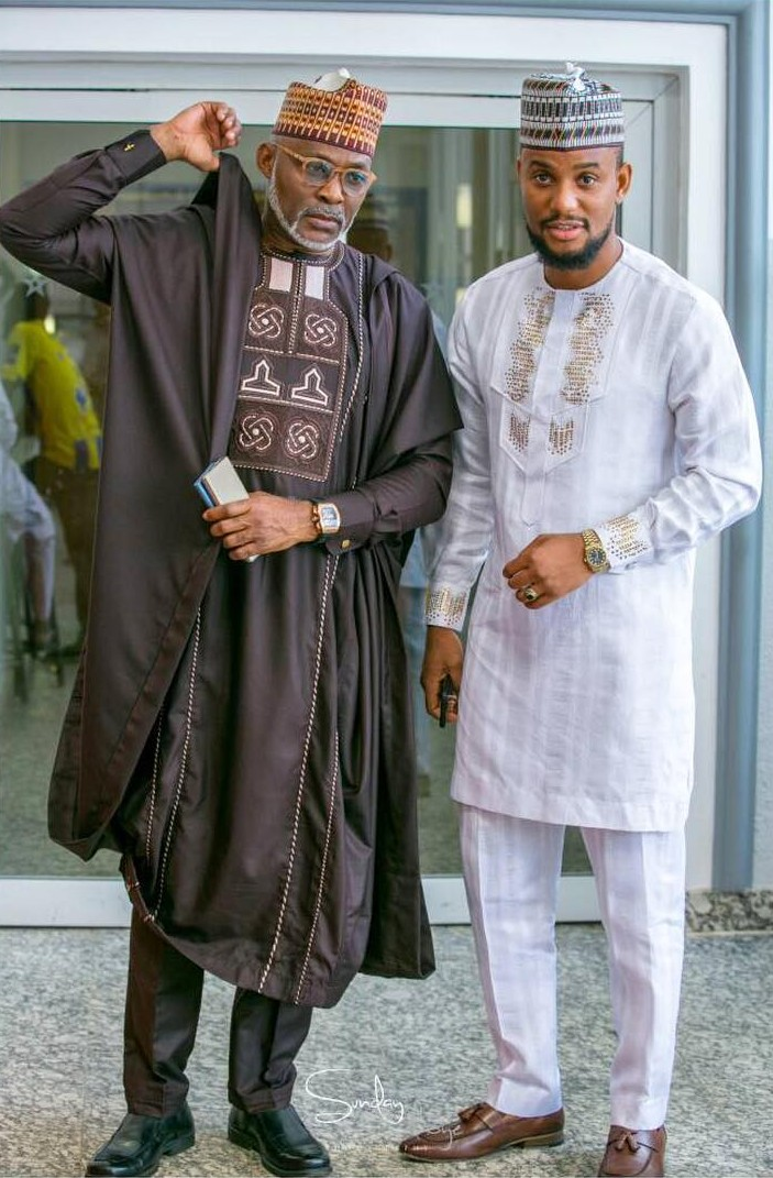 Alex Ekubo Gushes Over Richard Mofe-Damijo (2)