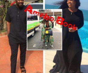 Jackie Appiah Hilariously Wished John Dumelo Happy Birthday