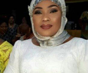 Eucharia Anunobi Decided To Celebrate Her Late Son's Birthday