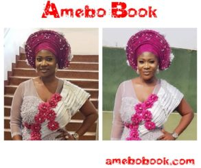 Mercy Johnson Was Pictured Looking Stylish