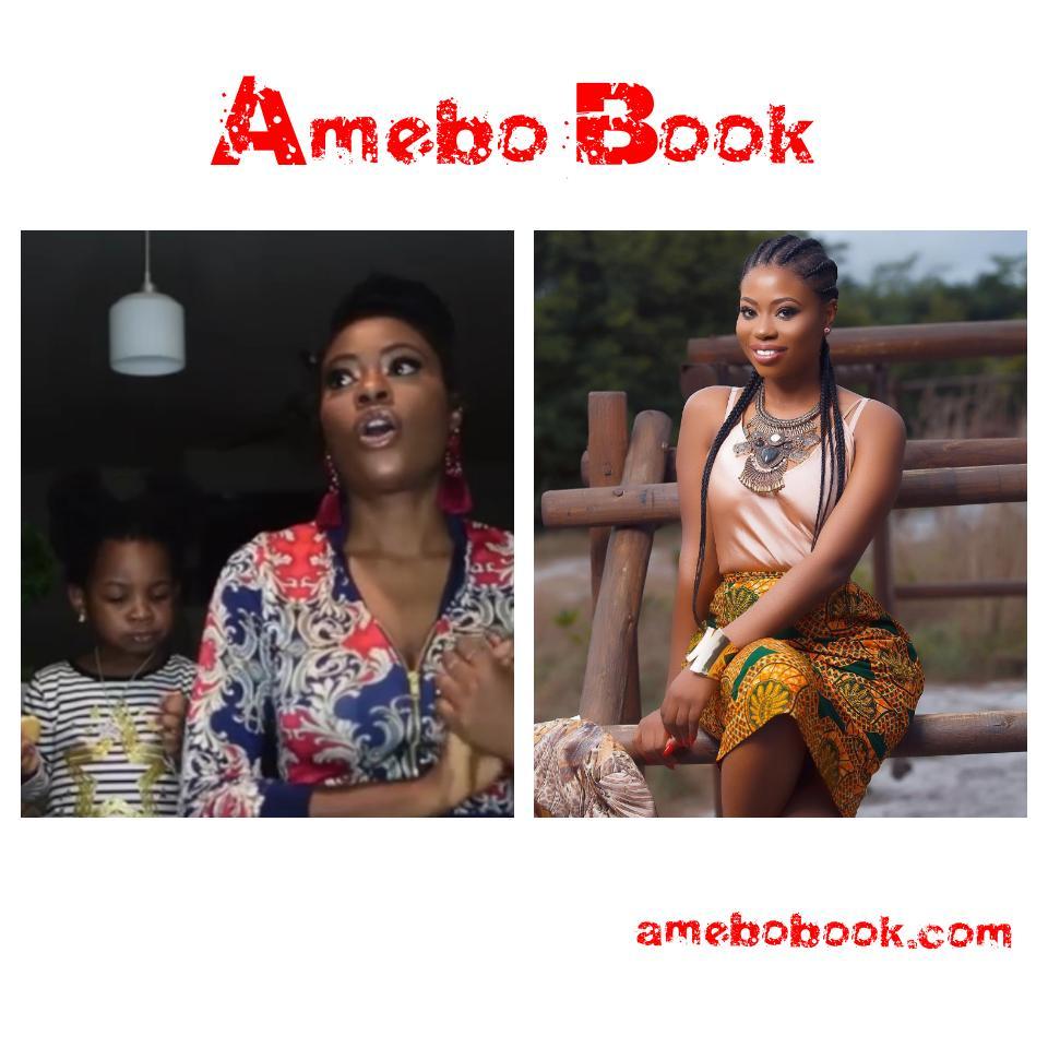 Sophia Momodu And Daughter Imade In Sweet Snap