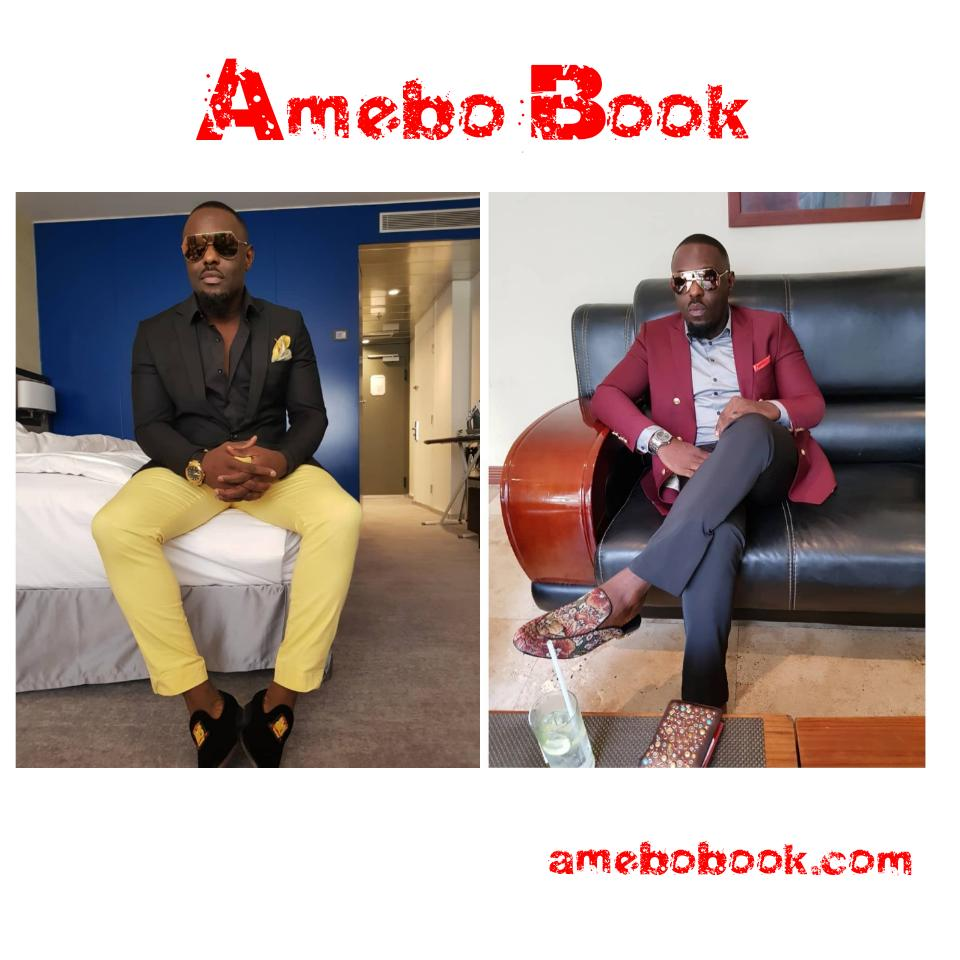 Jim Iyke Admits His Music Career Was Non-existent