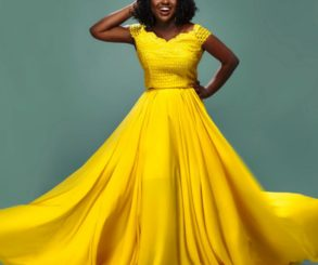 Jackie Appiah Stuns In New Photoshoot