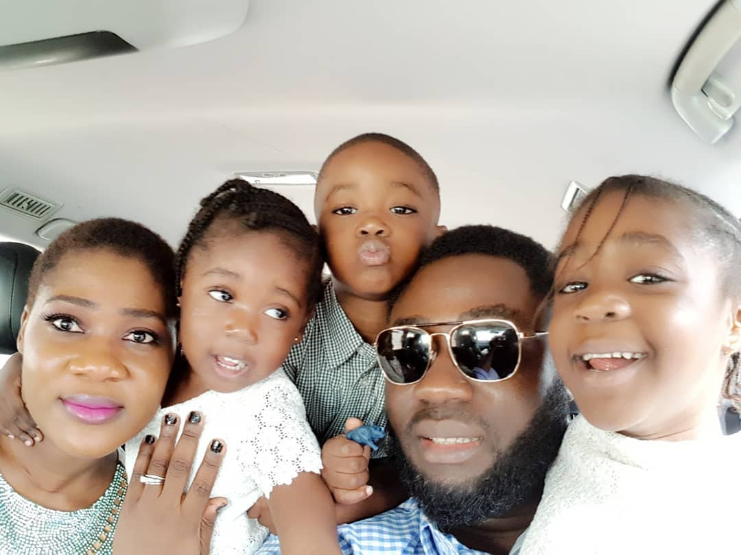 Mercy Johnson Flashes Big Smile In Stunning Family Shoot (3)