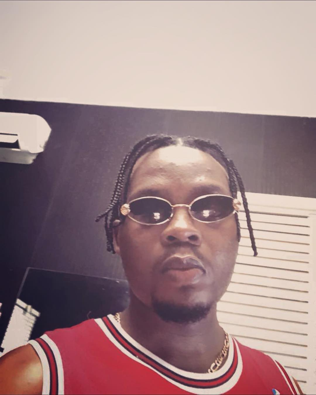 Olamide Shows Off New Hairstyle (2)