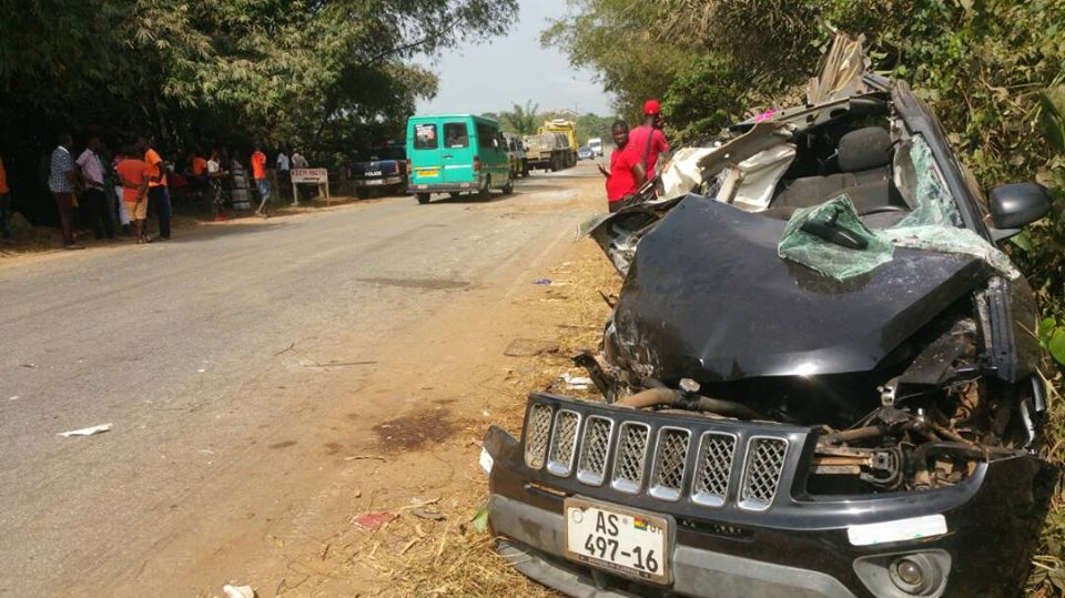Vehicle In Which Ebony Reigns Died (8)