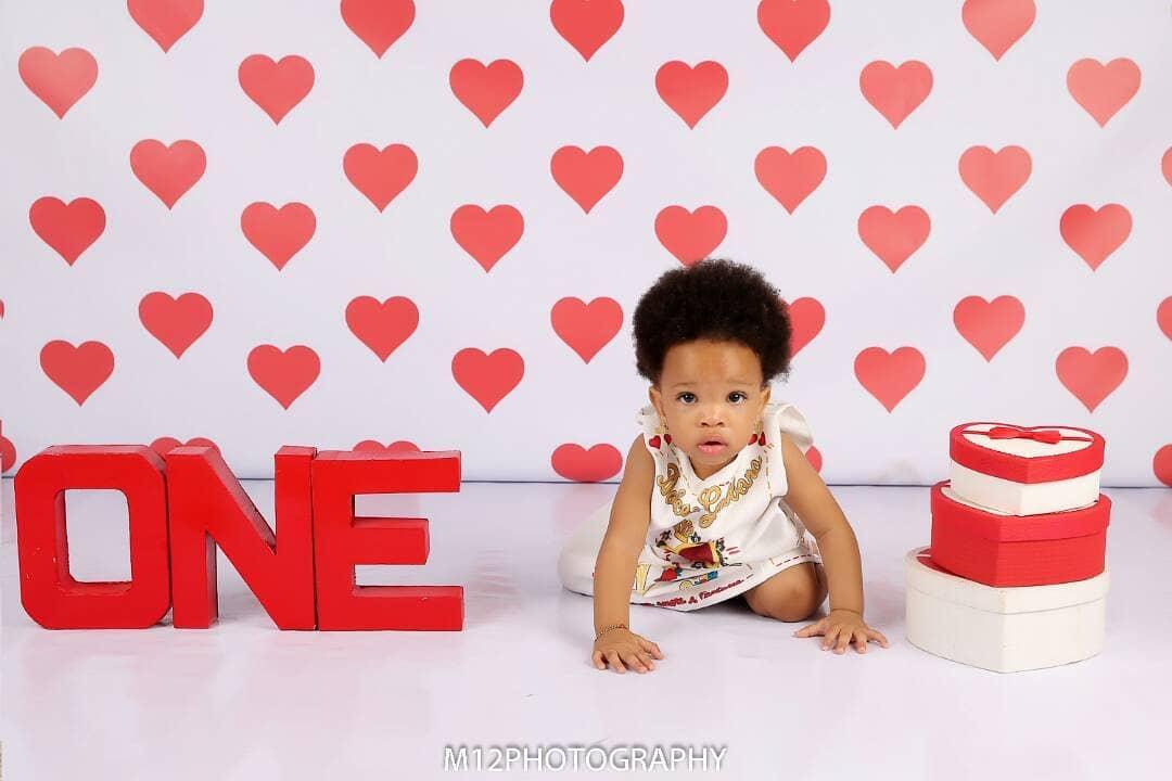 Adaeze Yobo Celebrates Daughter's 1st Birthday (3)