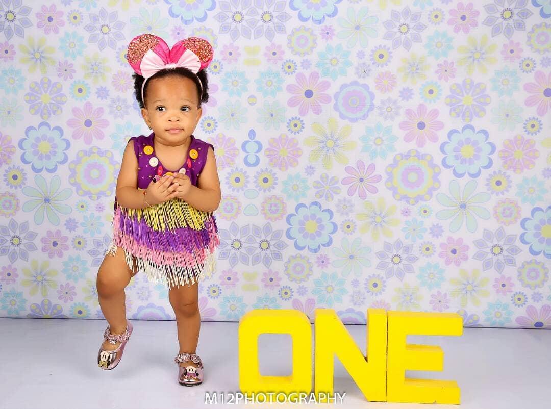 Lexine Dumlesi Yobo 1st Birthday (2)
