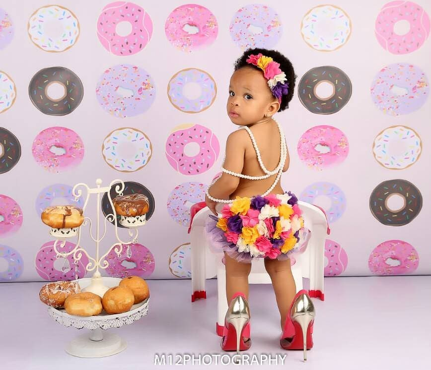 Adaeze Yobo Celebrates Daughter's 1st Birthday (2)