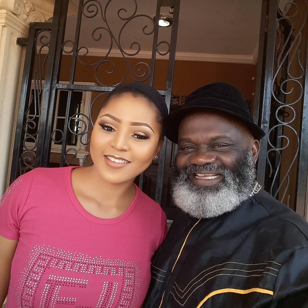 Regina Daniels Is All Smiles Posing With Harry B Anyanwu (2)