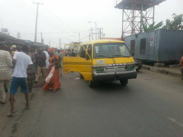 Bus Driver Smashes Head Of 5-Year-Old Girl (2)