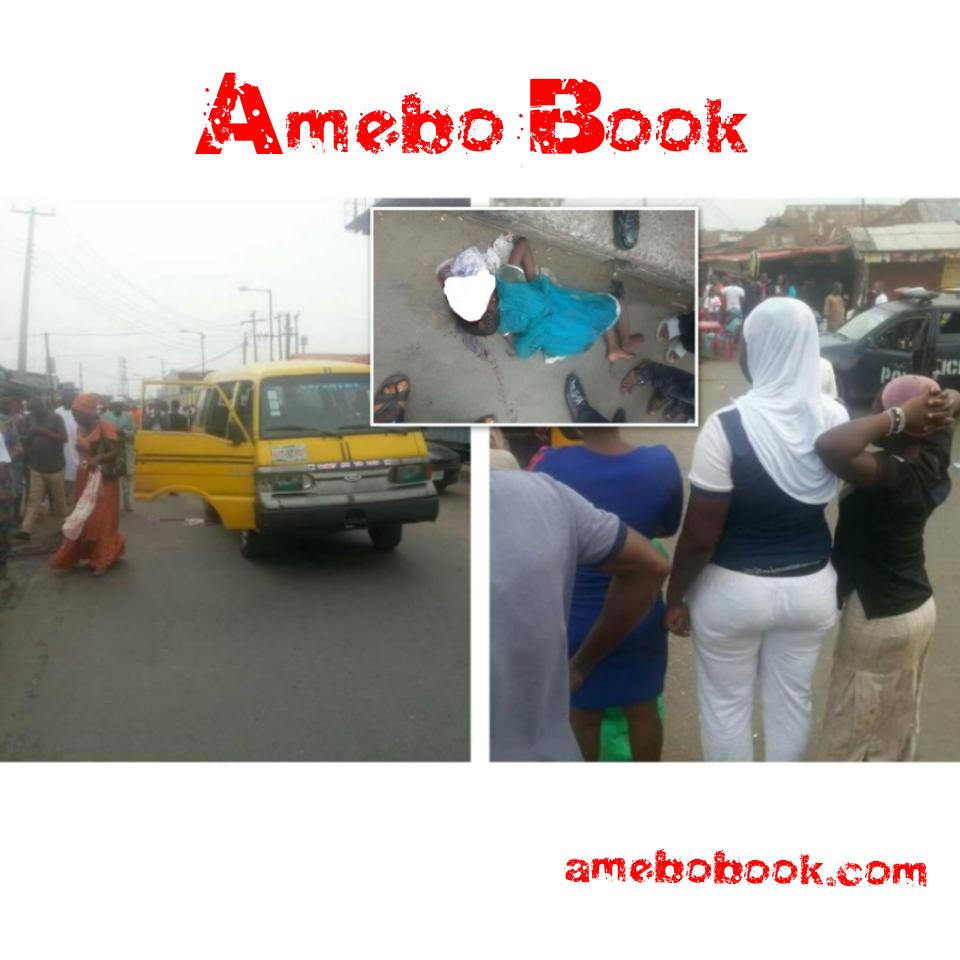 Bus Driver Smashes Head Of 5-Year-Old Girl In Lagos