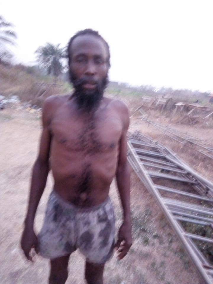 Mentally Challenged Man Healed And Delivered After Coming Across Evangelist (2)