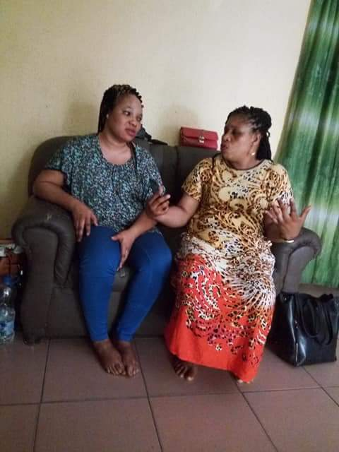 Man Dumps Visually Impaired Wife And Moves Out With Housemaid (2)