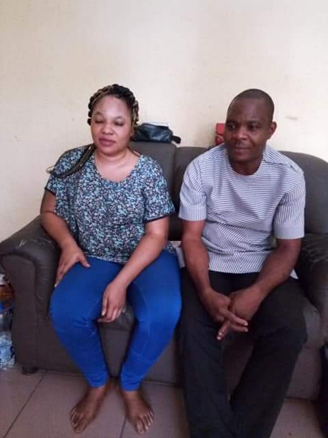 Man Dumps Visually Impaired Wife And Moves Out With Housemaid (4)