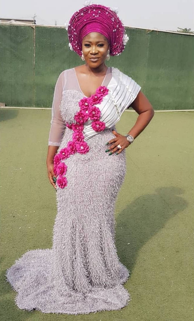 Mercy Johnson Was Pictured Looking Stylish (3)