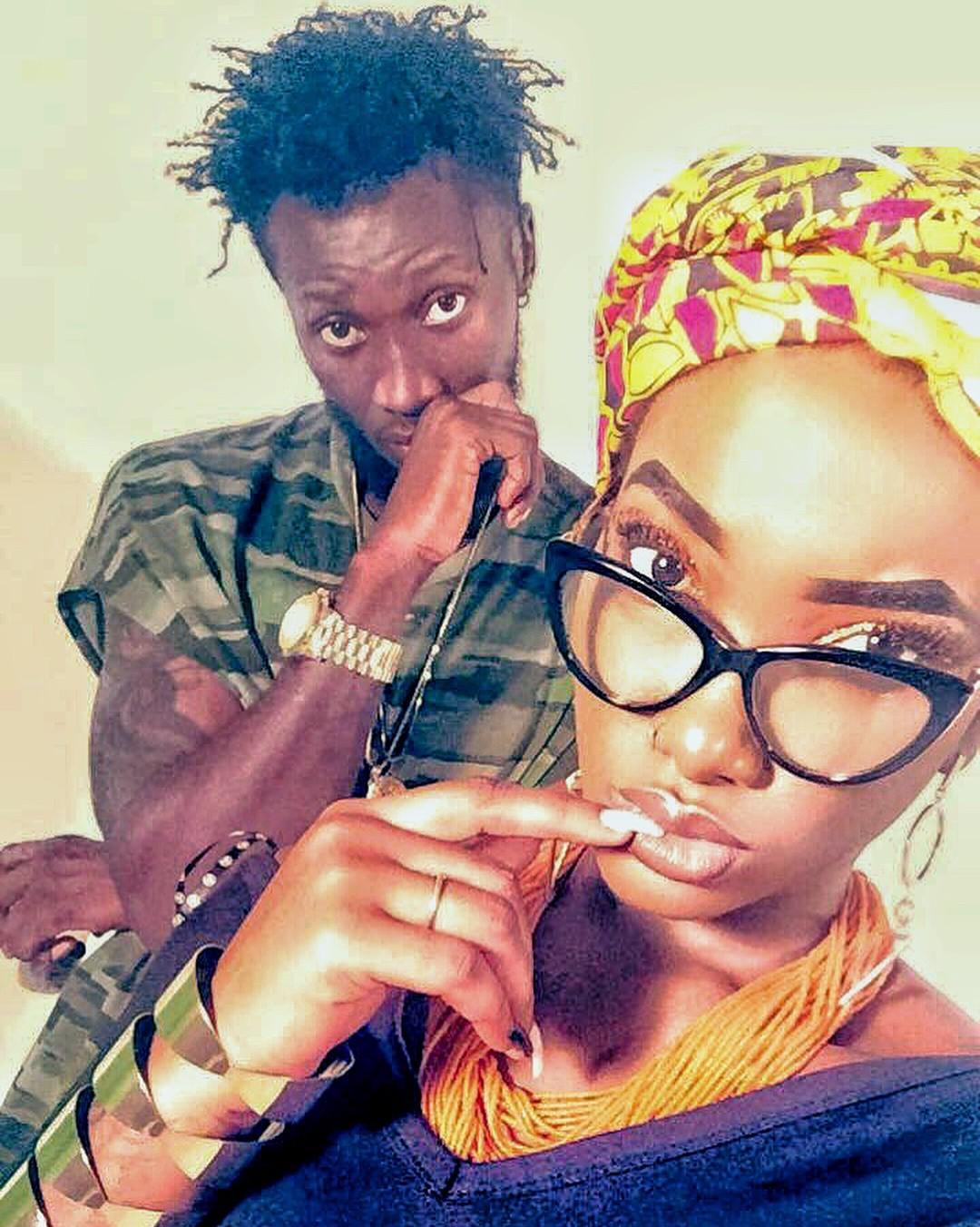 Ebony Reigns With Her Boyfriend O Gee