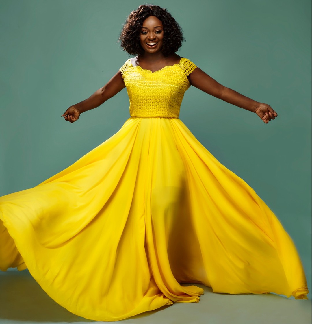 Jackie Appiah Stuns In New Photoshoot (2)