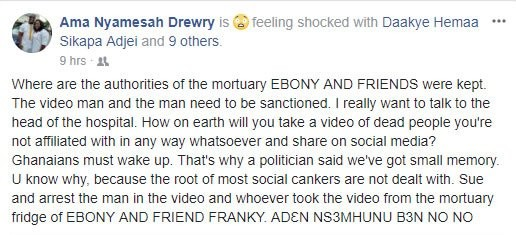 Mortuary Attendant Sexually Assaulting Ebony (2)