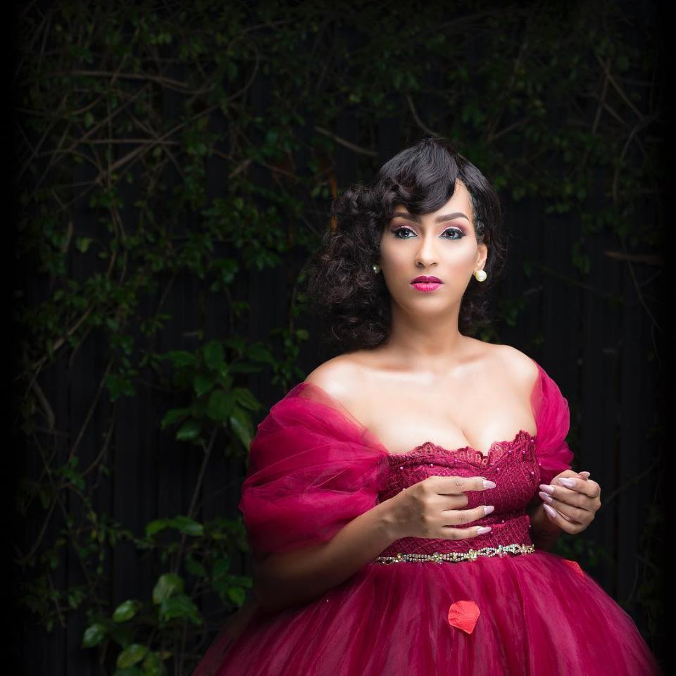 Juliet Ibrahim Reveals Secret To How She Holds Her Head So High