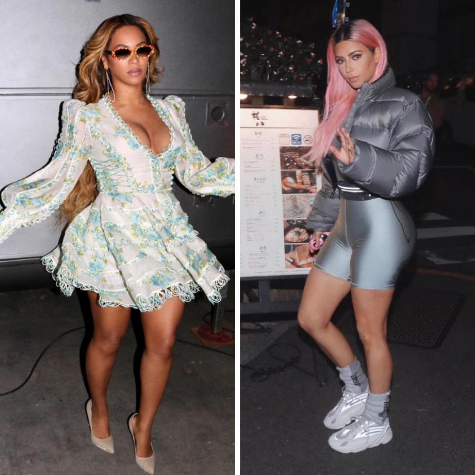 Beyonce Throws Shade At Kim Kardashian In New Track