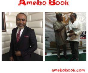 Zack Orji Endorses Kenneth Okonkwo's Candidacy For The 2019 Gubernatorial Election