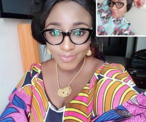 Ini Edo Stunning In Lovely New Spectacles