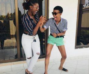 Let Ebony Reigns Anf Franky Kuri return As My Biological Twin Girls