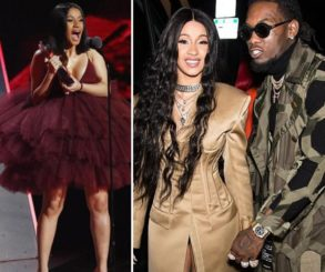 Cardi B Shows Off Makeup-Free Photo To Reveal How Sick She Looked