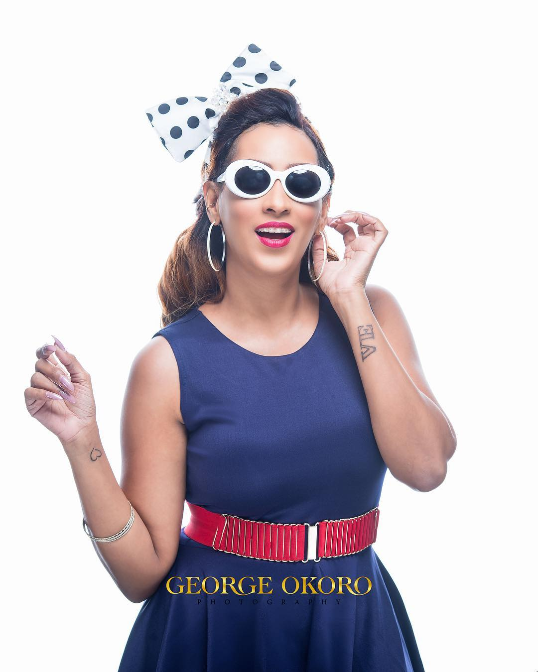 Juliet Ibrahim Reveals Secret To How She Holds Her Head So High (3)